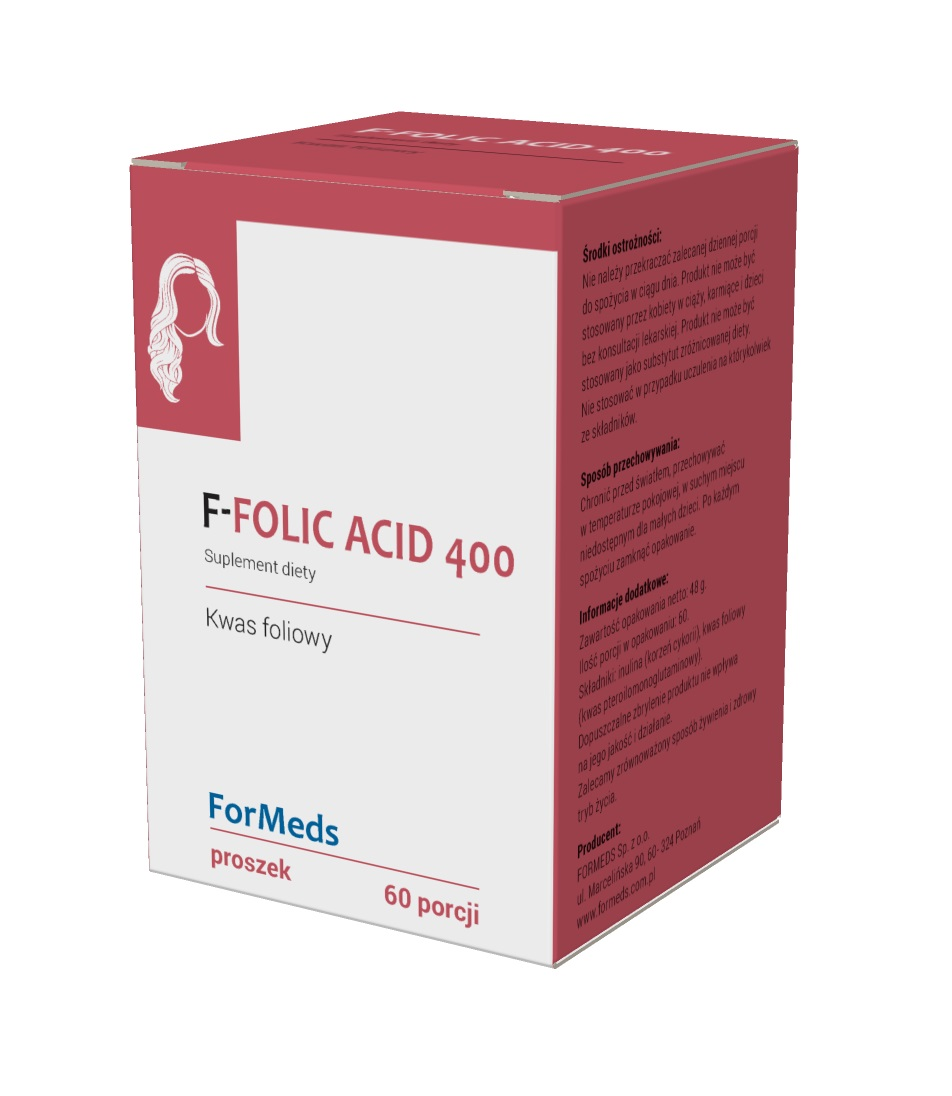 F-FOLIC ACID 400